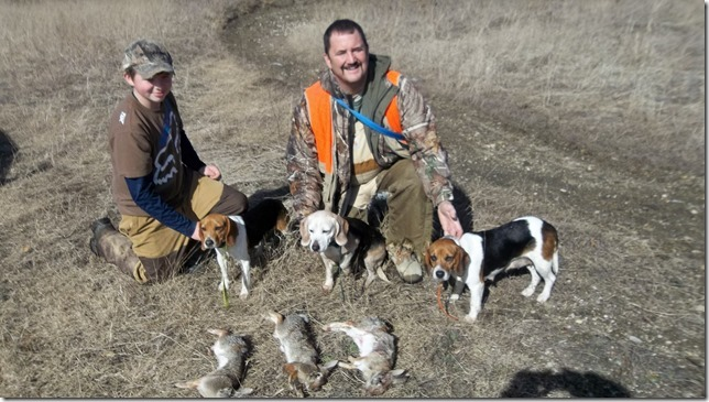 Beagle hunting - photo#23
